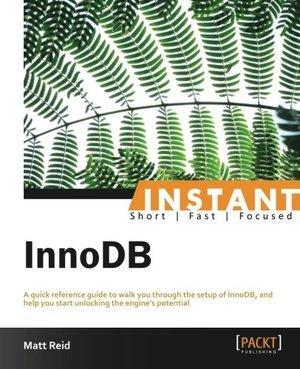 Instant InnoDB book cover